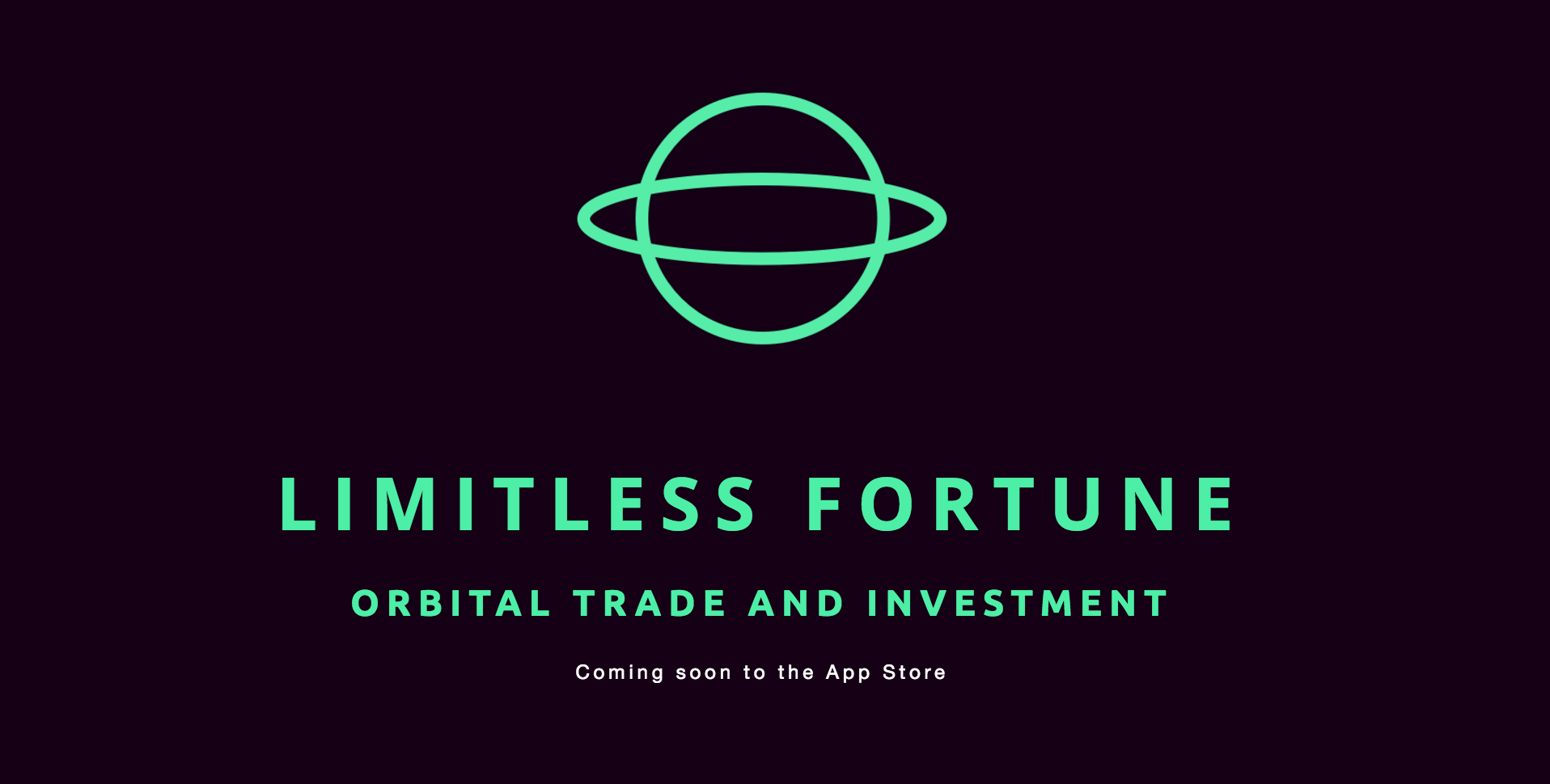 Limitless Fortune Header